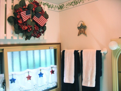 4th Of July Decorating Ideas For Bathroom