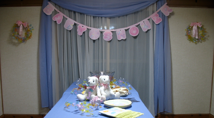 seasons special days baby shower