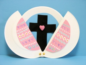 Easter Crafts For Sunday School Crosses