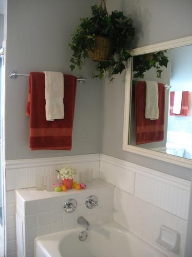 Http Amysfreeideas Com English Easter Decorations For The Bathroom Html