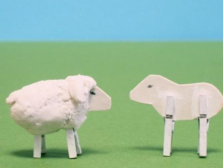 Sheep Craft How To Make Lambs