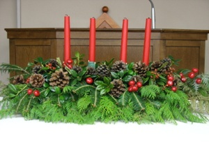 christmas decorating ideas for the church ideas to dress up sitting ...